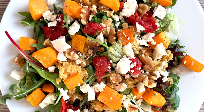 Salad Recipes Low Fodmap