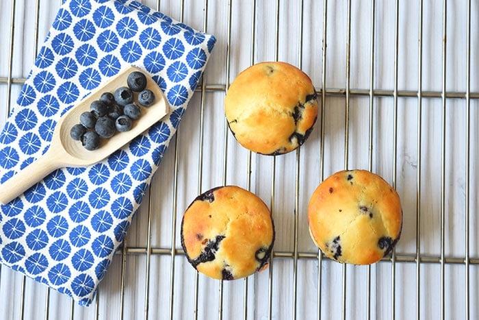 citroen muffins