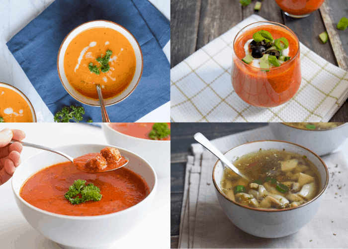 voorgerecht kerst 2020 Christmas soup: 6x low soup as a starter | Karlijn's Kitchen