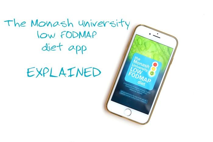 fodmap elimination diet app