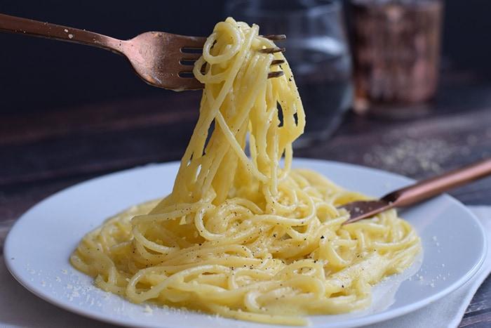 low FODMAP truffel pasta - karlijnskitchen.com