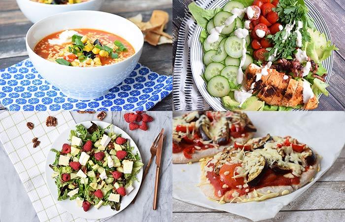 Gezonde low fodmap diner recepten glutenvrij en vaak lactosevrij